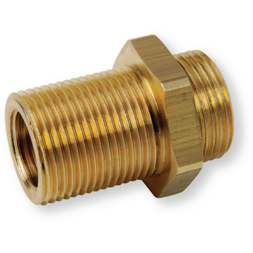 Bulkhead Connector with Threads
